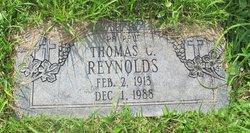 "Thomas Green ""T G."" Reynolds"