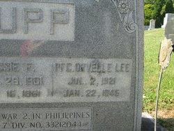 PFC Orville Lee Knupp