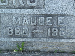 Maude E. <I>Soule</I> Crooks