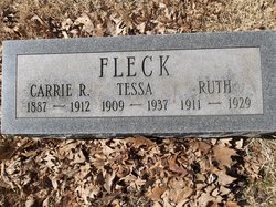Carrie May <I>Rothrock</I> Fleck