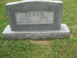 Susie <I>Sullivan</I> Beard