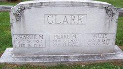 Pearl M Clark