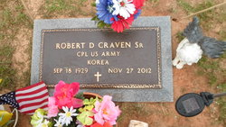 Robert D Craven, Sr