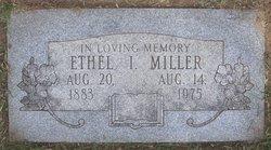 Ethel India Miller