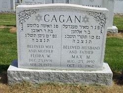 Flora <I>Weiner</I> Cagan
