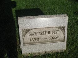 Margaret <I>Hyser</I> Best