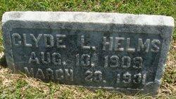 Clyde Lee Helms