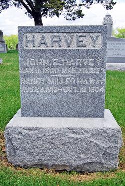 Nancy <I>Miller</I> Harvey