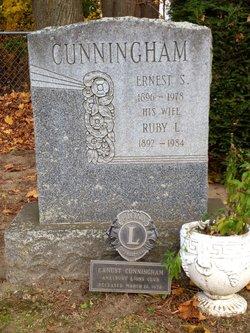 Ruby L. <I>MacLeod</I> Cunningham