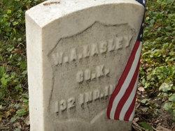 William A. Lasley