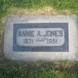 Annie Agnes <I>Gordon</I> Jones