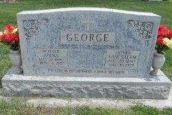 Anna <I>Malik</I> George