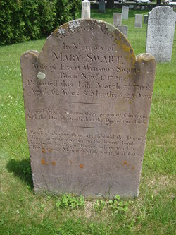 Mary <I>Cooper</I> Swart