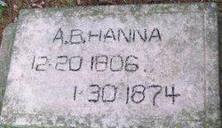Alexander Blair Hanna