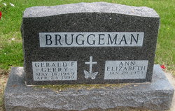Gerald Franklin Bruggeman