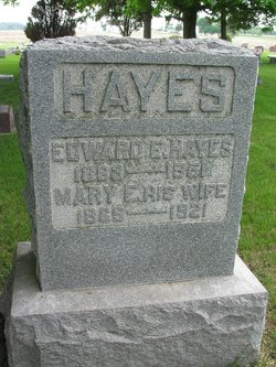 Edward Elsworth Hayes