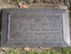 Marjorie Lucille <I>Matson</I> Davis