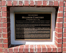 Millheim Graveyard