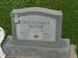 Zach Alexander Taylor