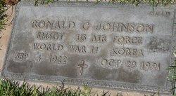 Ronald G Johnson