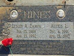 Leslie A. <I>Zampa</I> Hines