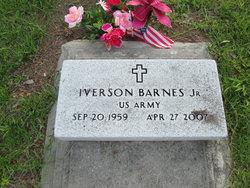 Iverson Barnes, Jr
