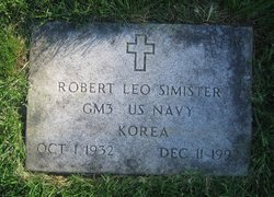 Robert Leo Simister