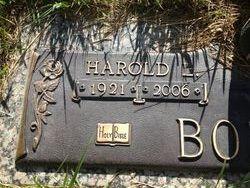 Harold Lester Bozlee