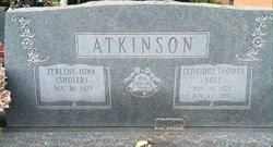 "Eldridge Thomas ""Hoss"" Atkinson"