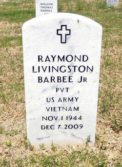 Raymond Livingston Barbee, Jr