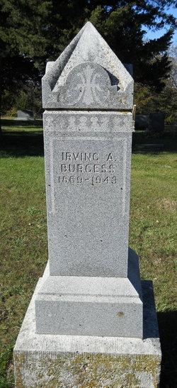 Irving A Burgess