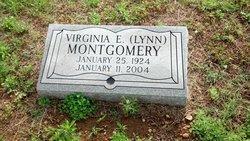 Virginia E. <I>Lynn</I> Montgomery