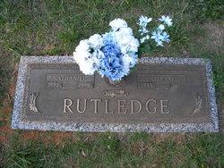 Nathaniel Rutledge, Sr