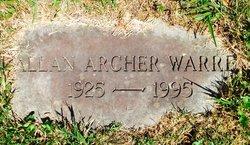 Allan Archer Warren