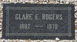 Clare Elizabeth Rogers