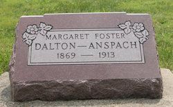 Margaret Ann <I>Foster</I> Anspach