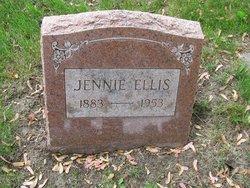 Jennie <I>Neidic</I> Ellis