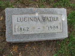 Lucinda Alice <I>Trostel</I> Watier