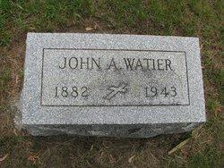 John A. Watier
