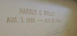 Harold Clifton Bodley