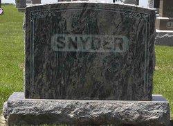 Nellie <I>Strader</I> Snyder