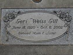 Geri <I>Weiss</I> Gill