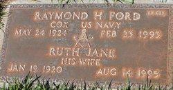 Raymond Harlin Ford