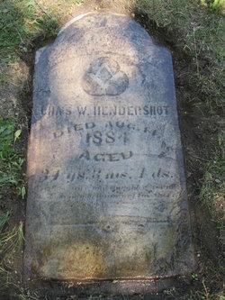 Charles W Hendershot