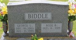 Rose Biddle