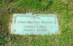 John Marvin Pardue