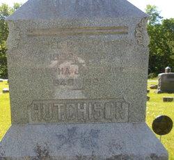 Martha J <I>Pecht</I> Hutchison
