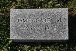 James Carey, III