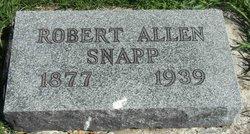 """Robert Allen """"Jack"""" Snapp"""
