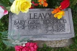 Baby Girl Leavy